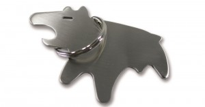 Hair of the Dog Keyring