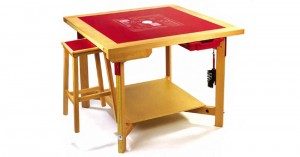 FFF Workbench and Stools