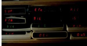 Serendipity Clock