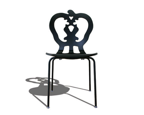 Silhouette Chair 'Victoria'