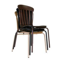 Silhouette Chair 'Albert'